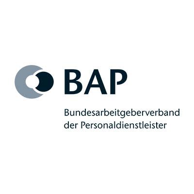 Bundesarbeitgeberverband der Personaldienstleister (BAP) | Logo