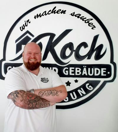 Glas- und Gebäudereinigung Koch | Ansprechpartner: Dirk Felix Koch