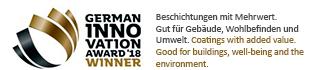 German Innovations Award Winner - Logo