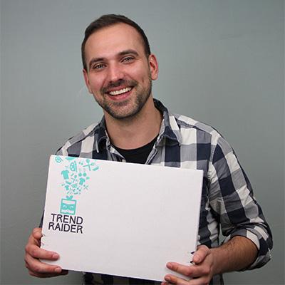 Alexander Bernikas, TrendRaider