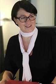Sandra von Münster, Vorstandsmitglied Wirtschaftskreis Berlin-Pankow